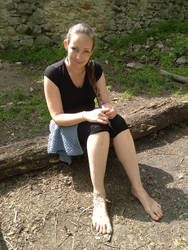 Barefoot in nature 4 2018