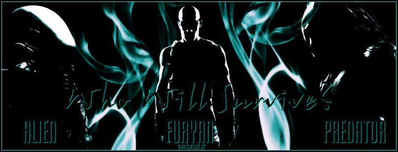 Alien Riddick Predator by OnyxWildcat