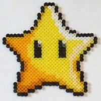 Mario Star by Garrosa