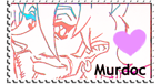 MURDOC s stamp by darkLordFaust7