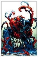 Venom #6 by 7MoonLight7