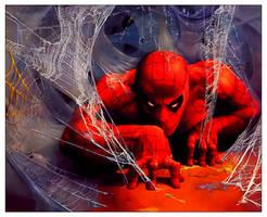 Spider-Man by 7MoonLight7