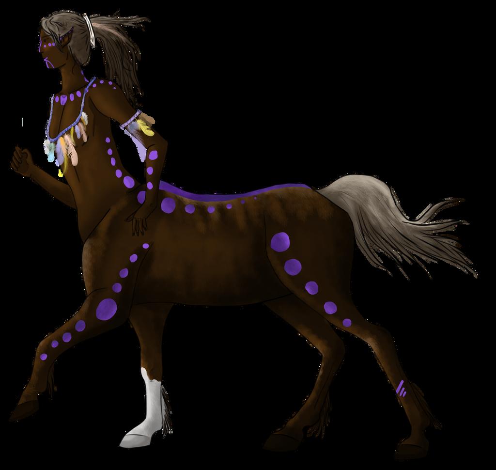 Races of Dragons' Cove Centaur_by_acorn23-d7bxr2t