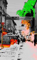 colored photo