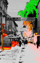colored photo by GreenSlOw