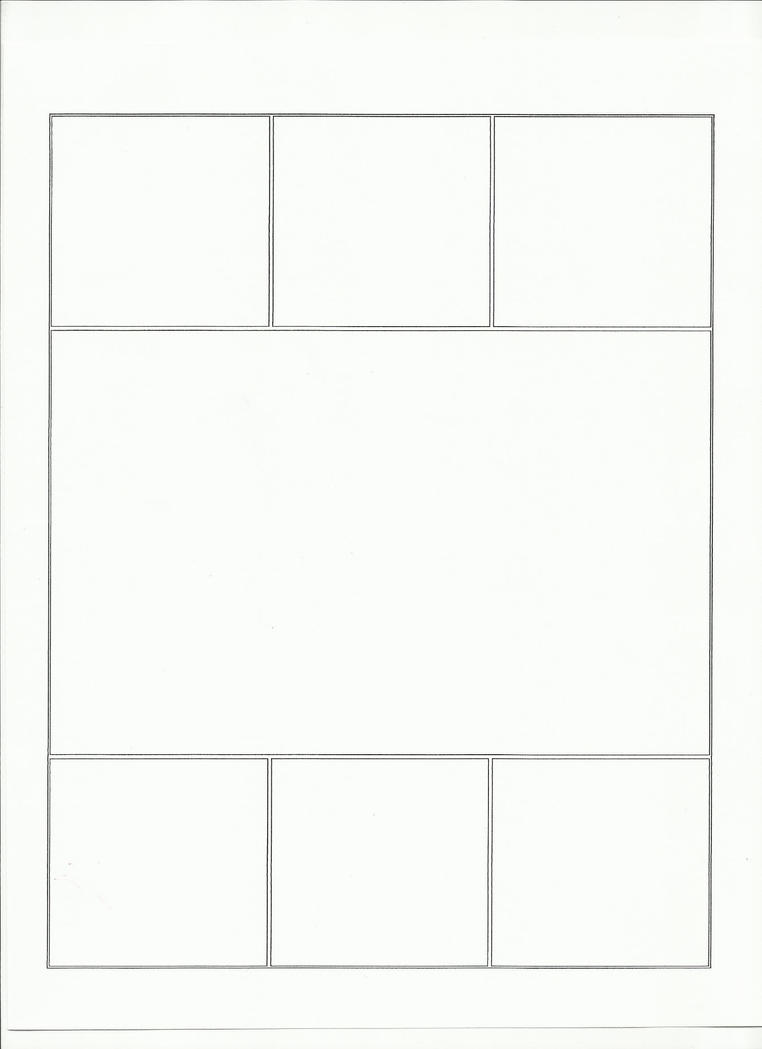 Comic Book Pages Blank by WolfLover887 on DeviantArt