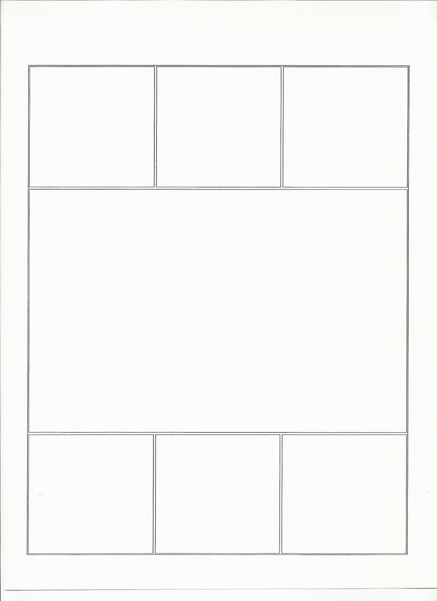 ... Layout , Comic Book Template Printable , Comic Book Panels Templates