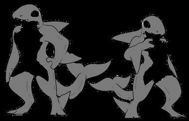 Anthro Orca Base by samalamb-bases