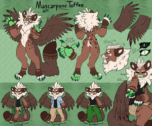 Mascarpone Toffee Ref