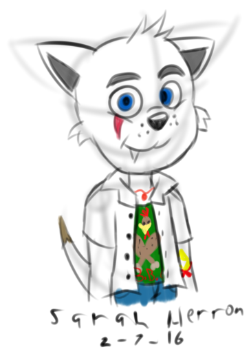 Request: Rosco the Chihuahua by Sarah-Herron