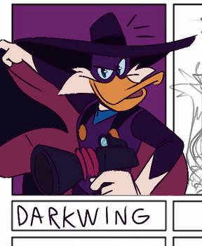 cool darkwing doodle