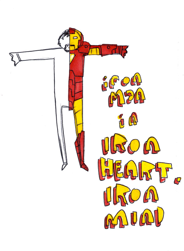 IRON HEART, IRON MIND pg1 by MANeatingCLOTHES