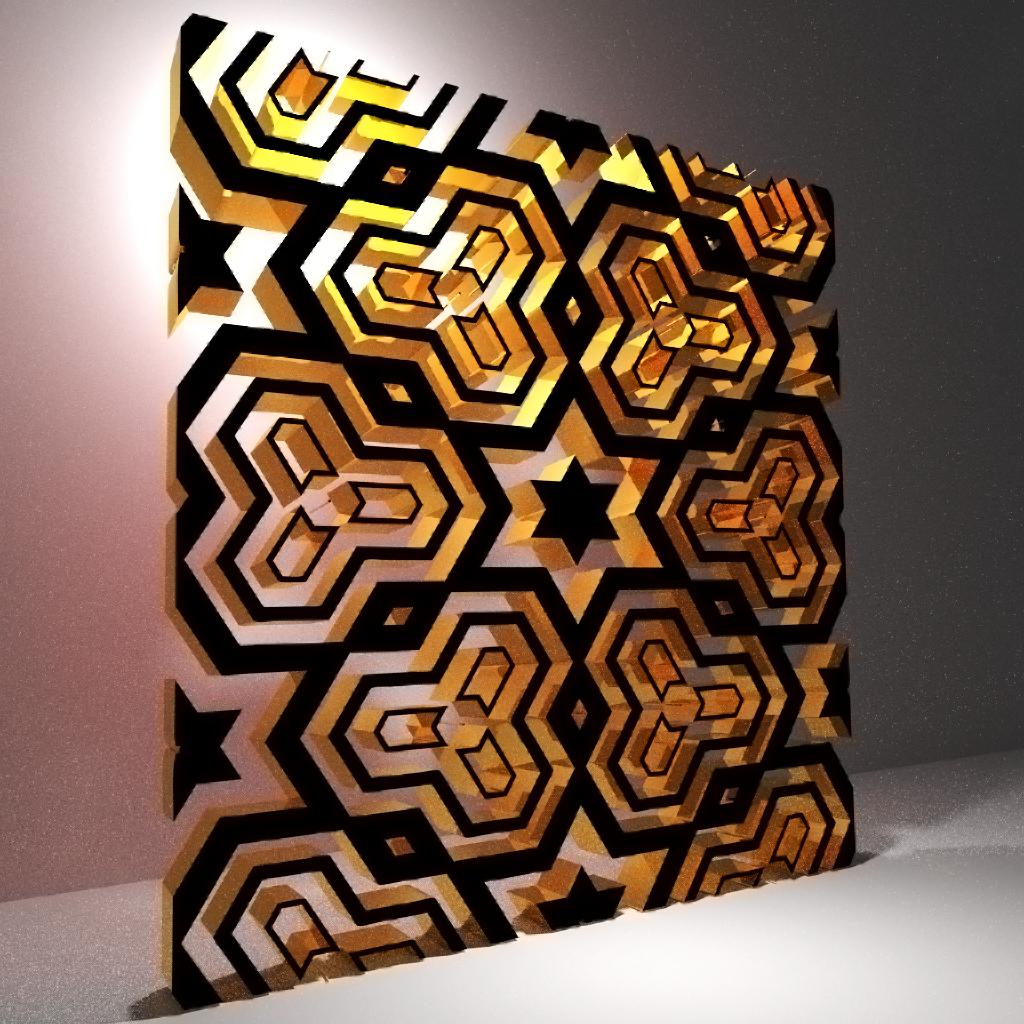 Escher Object by Monerda
