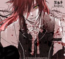 'Sebas-chan ...' by silent-mercenary