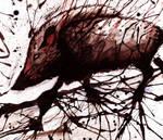 Inkblood Boar