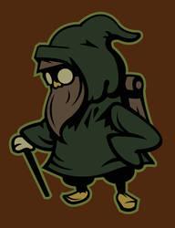 Hobbit Sage by MechanicalPumpkin
