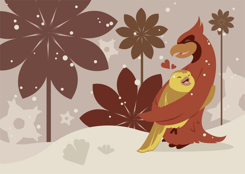 lovebirds by MechanicalPumpkin