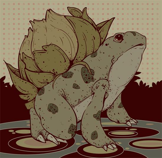 Bulbasaur Collab