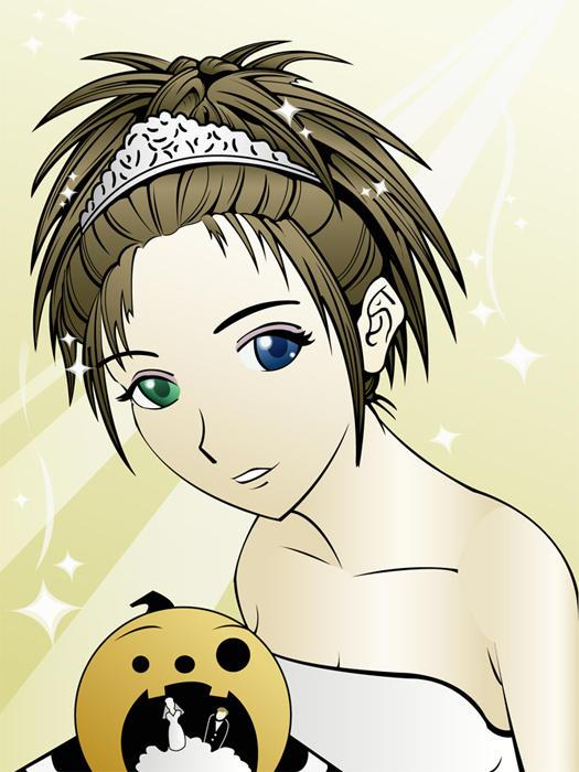 Yuna's Wedding by MechanicalPumpkin