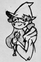 Star-witch by makinitOG