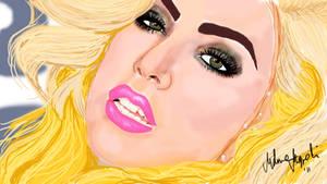 Yellow Gaga