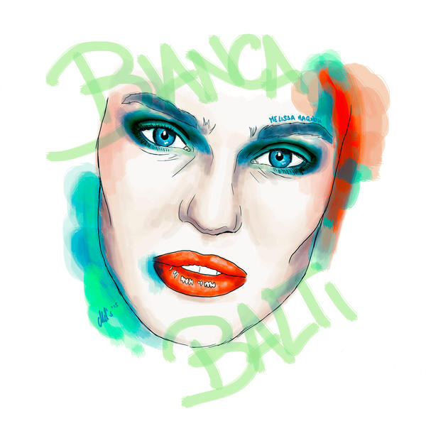 Bianca Balti by McStAr182