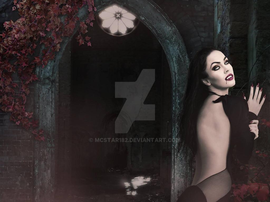 Vampire Fox by McStAr182