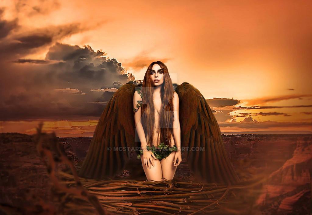 Lady Arpy Gaga by McStAr182