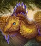Yyndiah -Golden vahlok-