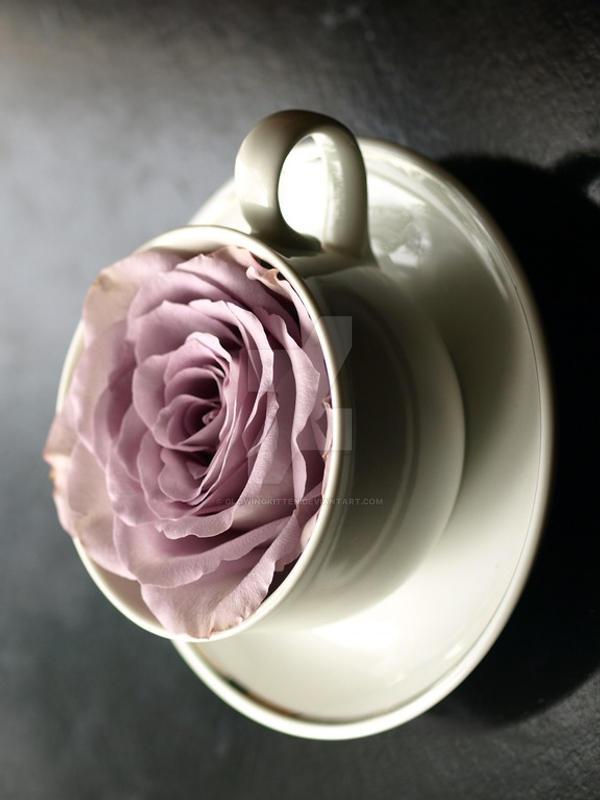 tea time by glowingkitten