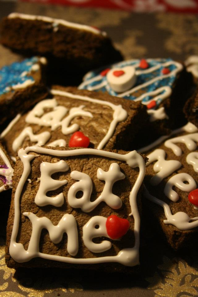 Eat me brownies by warriorqueen2005 on deviantart for Arts and crafts for brownies