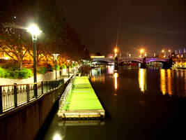 Melbourne At Night 1 by moviegirl78