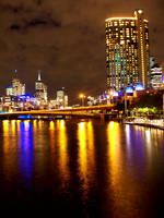 Melbourne At Night 5 by moviegirl78