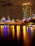Melbourne At Night 5