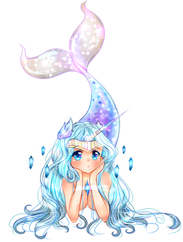 Mermaid  Avi art