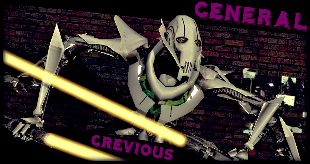 General Grevious by UBdude