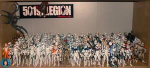 Star Wars 501st Legion