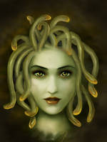 Medusa by AntonellaB