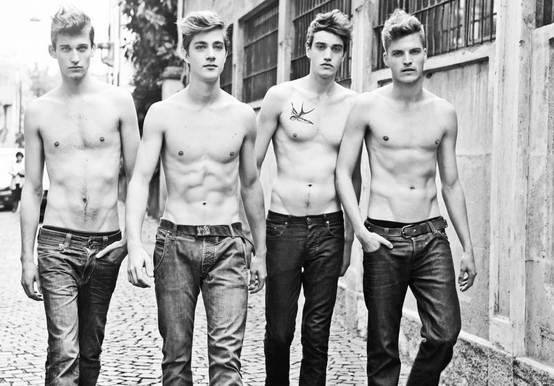 Daybreak Boys by AntonellaB