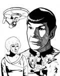 Star Trek- Mr. Spock