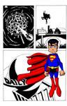 Superman Origin