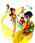 The Original Teen Titans