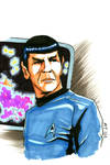 Science and First Office Spock