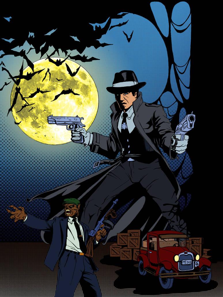 Black Magic Hitman