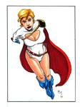 Power Girl 012017