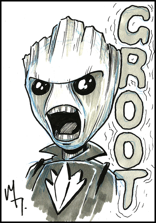 Guardians of the Galaxy- Groot 03042017