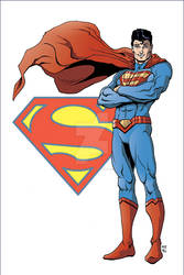 DC Trinity Part 2- Superman