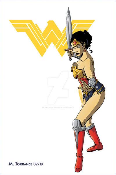 DC Trinity Part 3 Wonder Woman