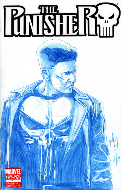 Punisher 1 04272018