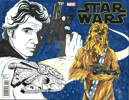 Star Wars Iss 001